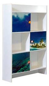 Шкаф Мульти книжный 1500х800х305мм    Світ Меблів
