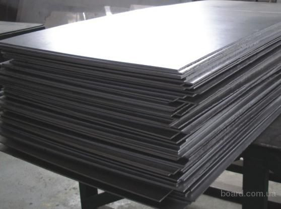 Титановий лист ВТ1-0 0.5 600х1750 4,5 ГОСТ ціна купити доставка