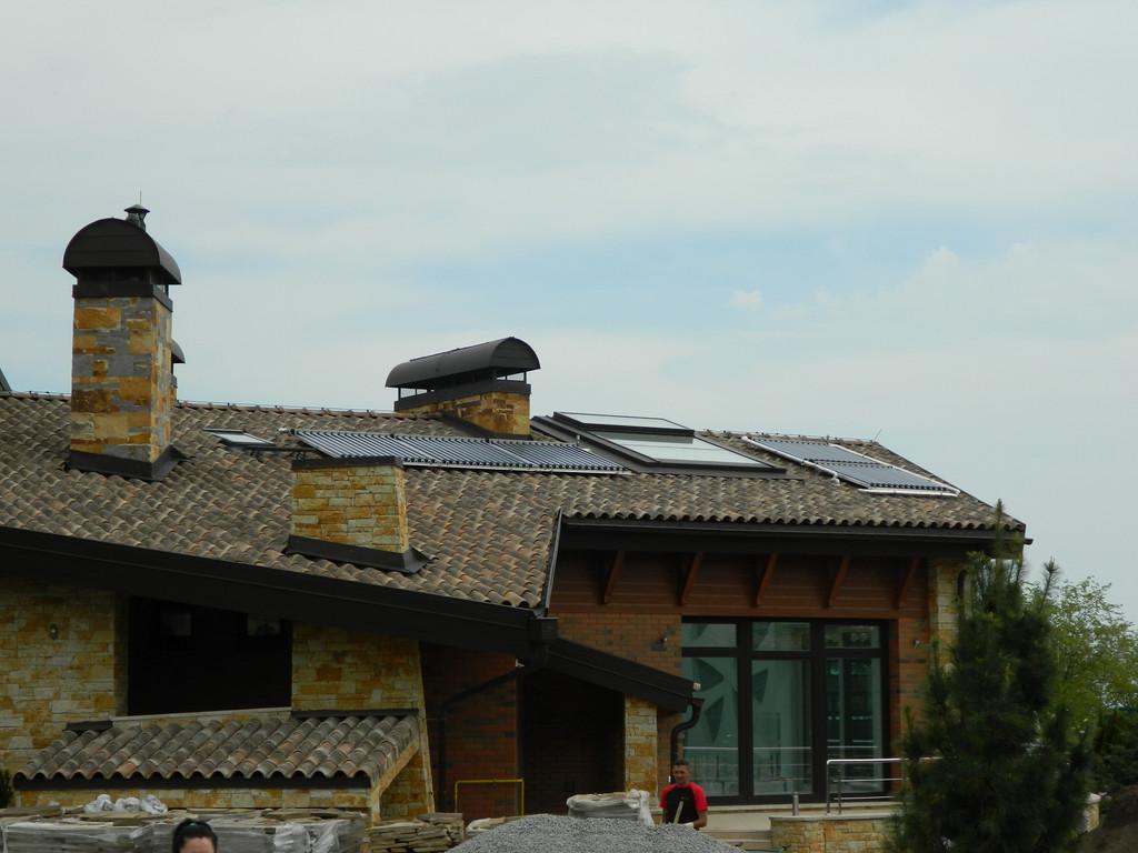 Солнечные коллектора Meibes (MVK 001)