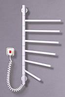 Электрический полотенцесушитель Вертикаль 6 белый