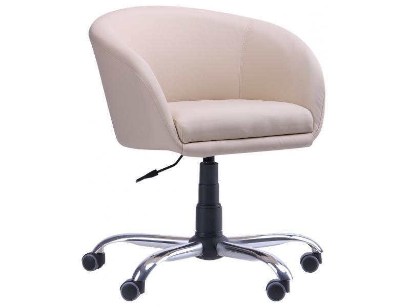 Барное кресло Дамкар на роликах