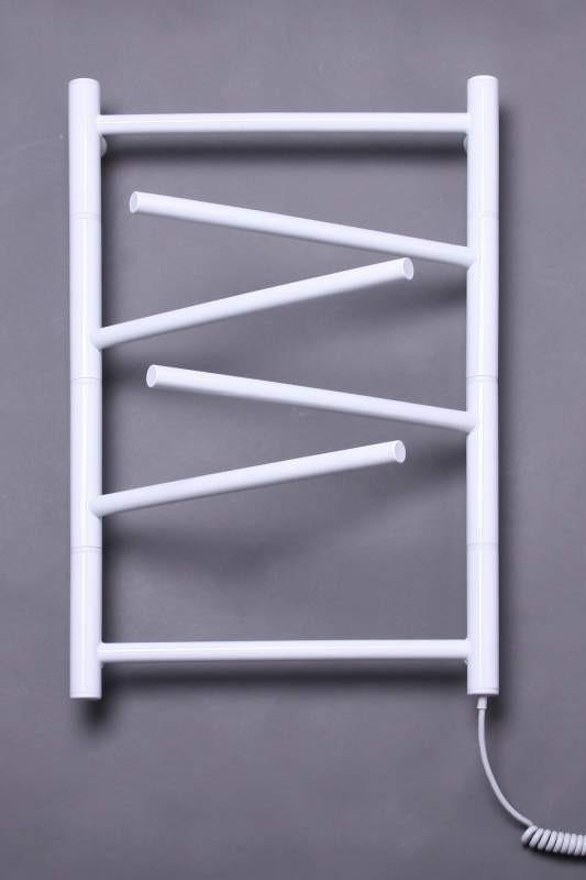 Электрический полотенцесушитель Элна-6 белый