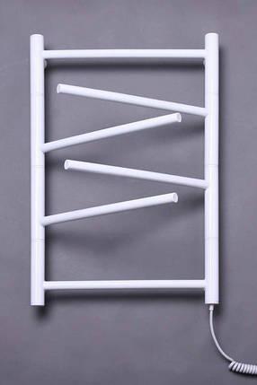 Электрический полотенцесушитель Элна-6 белый, фото 2
