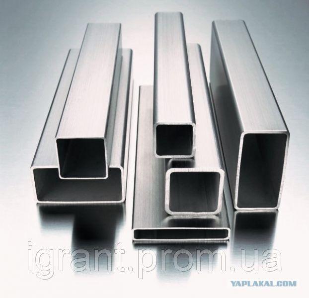 Труба алюмінієва ф15х15х1,5, 25х25, 20х20, АД31, АД0 алюминиевая, алюминий ГОСТ цена купить
