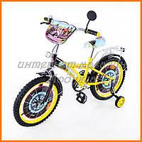 Велосипед Tilly двухколесный Мотогонщик 18