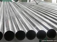 Труба бесшовная 10х1,5 мм 10Х17Н13М2Т матовая, ст. нержавеющая нж сталь. стальная купить цена с доставкой. ф6, 8, 10