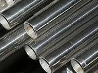 Труба бесшовная 12х1,5 мм 10Х17Н13М2Т матовая, ГОСТ  ст. нержавеющая нж сталь. стальная купить цена с доставкой. ф6, 8,