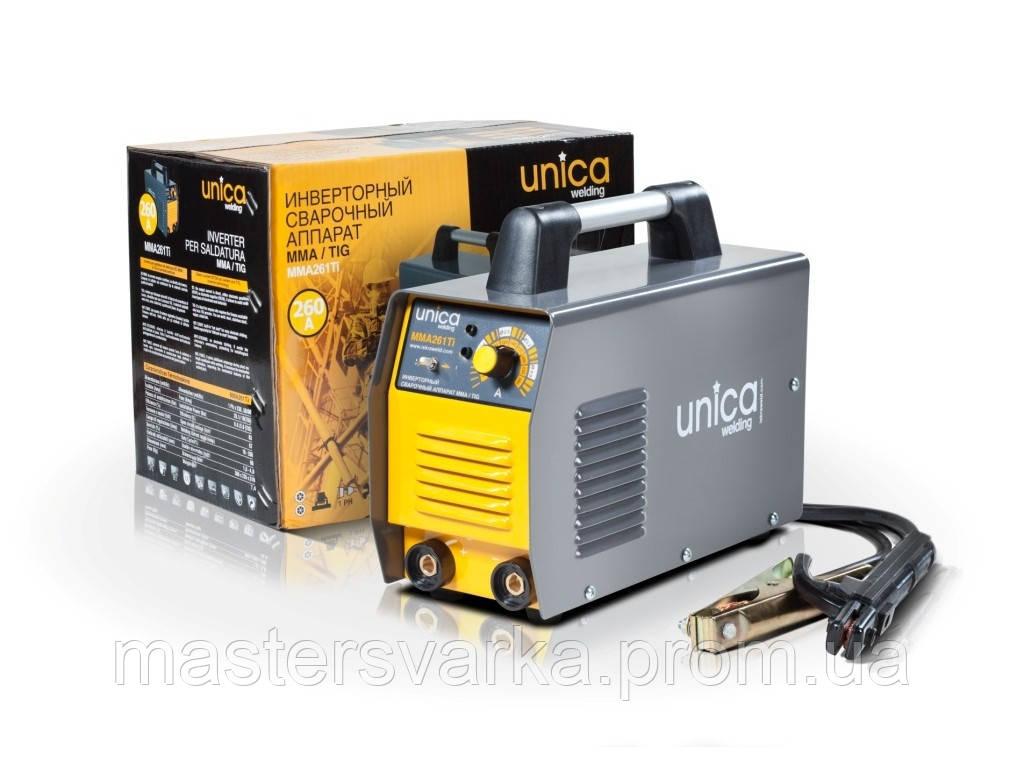 Сварочный аппарат Unica MMA 261