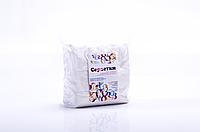 Салфетки спанлейс 5х5см гладкая структура, 100шт упаковка