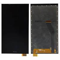 Дисплей HTC Desire 820 (с сенсором) Original SW Black