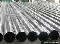 Труба нержавеющая шлифованная 15х15х1,2 мм AISI 304 нж сталь стальной лист ГОСТ цена купить доставка по Украние.