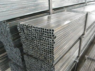 Труба профильная 100х100х3 мм AISI 304 э/с, шлифованная , полированая ГОСТ купить цена с доставкой  нержавеющая сталь нж