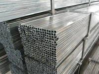 Труба профильная 150х100х3 мм AISI 304 э/с, шлифованная , полированая ГОСТ купить цена с доставкой  нержавеющая сталь нж