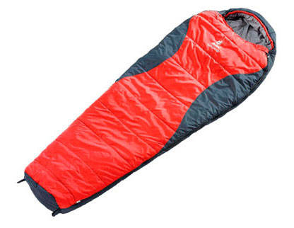 Спальный мешок Deuter Dream Lite 350 Regular fire-midnight левый (49318 5130 1)