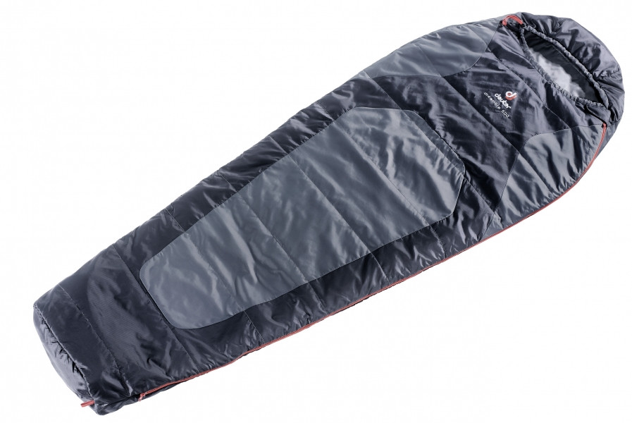 Спальный мешок Deuter Dream Lite 500 L titan-black (37081 4100 1)