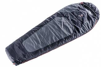 Спальный мешок Deuter Dream Lite 500 Long titan/black левый (37081 4100 1)