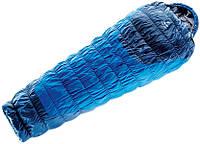 Спальный мешок Deuter Exosphere +2° Long cobalt/steel левый (3700115 3310 1)
