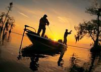 Комплект для полювання та риболовлі (Мотор+АКБ+зарядка)