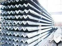 Уголок нержавеющий 25х25х3 мм AISI 304, матовый нж сталь стальной пищевой 08Х18Н10Т ГОСТ цена купить, доставка.