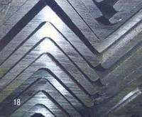 Уголок нержавеющий 30х30х3 мм AISI 304 г/к, матовый   нж сталь стальной пищевой 08Х18Н10Т ГОСТ цена купить, доставка.