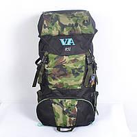 Місткий туристичний рюкзак фірми VA на 85 літрів