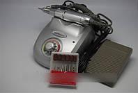 Фрезер с ножной педалью FZ-502 для маникюра и педикюра, фрезер YRE, фрезер для аппаратного маникюра