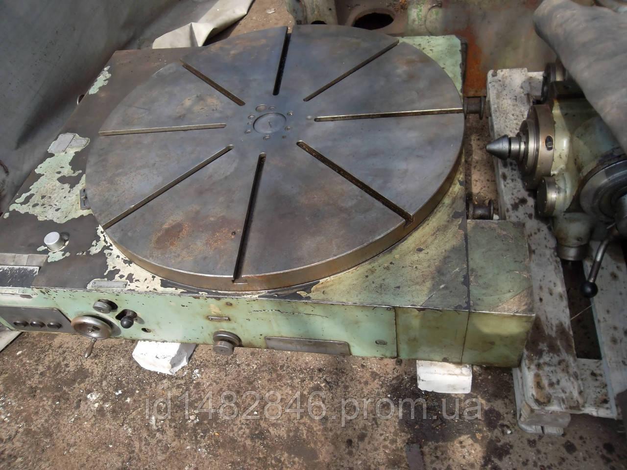 Стол поворотный делительный с индуктивной системой отсчета 7400-0009 ф1000 mm.