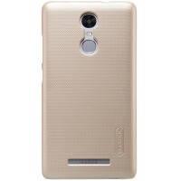 Чехол для смартфона nillkin xiaomi redmi note3 - super frosted Золотистыйasia