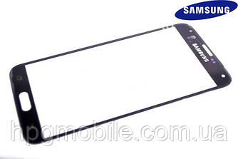 Защитное стекло корпуса для Samsung Galaxy S5 I9600 / G900, черный, оригинал