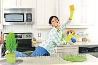5 главных этапов уборки кухни