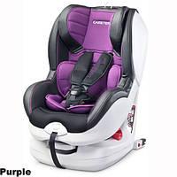 Детское автокресло Caretero Defender Plus Isofix (0-18кг) Purple