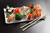 Основные продукты для приготовления суши