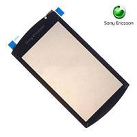 Touchscreen (сенсорный экран) для Sony Ericsson U5i Vivaz Cosmic, оригинал