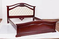 Кровать двухспальная Микс-Мебель Маргарита 1600х200 см
