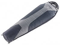 Спальный мешок Deuter Orbit -5° silver-anthracite Zip left (37460 4140 1)