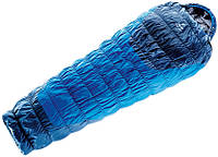 Спальный мешок Deuter Exosphere +2° Long cobalt/steel левый (37620 3310 1)