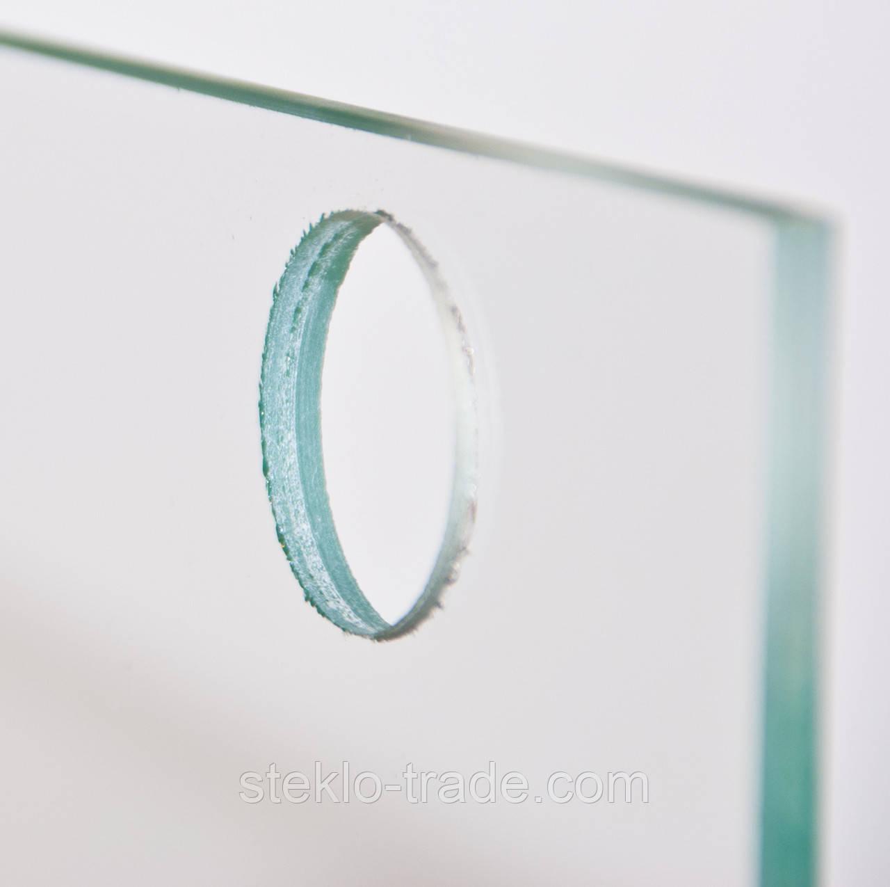 Сверление стекла