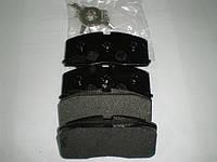Колодки тормозные передние с ABS Geely CK