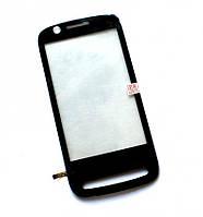 Touchscreen (сенсорный экран) для ZTE U722, оригинал (черный)