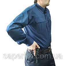 Рубашка милитари мужская Police, фото 2