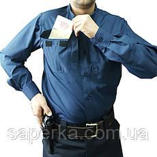 Рубашка милитари мужская Police, фото 3