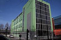 Навесный вентилируемые фасады