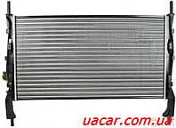 Радиатор TRANSIT 06>2.2-2.4TDCI (-КДЦ)  FORD 7C118005AB/1595061