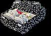 Набор органайзеров с крышками для нижнего белья 3 шт ORGANIZE (батерфляй), фото 3