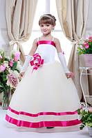 Платье выпускное детское нарядное D724