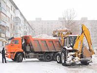 Послуги прибирання і вивезення снігу., фото 1