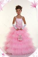 Платье выпускное детское нарядное D126