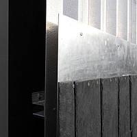 Вентилируемый фасад из натурального сланца