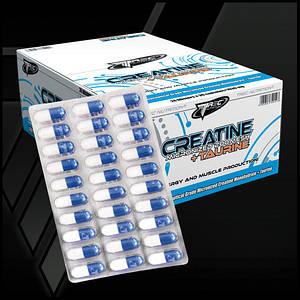 Креатин Creatine Micromized 200 Mesh+Taurine - 30 кап.(блистер)
