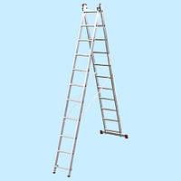 Универсальная лестница KRAUSE Corda 2x11 (4.48 м)